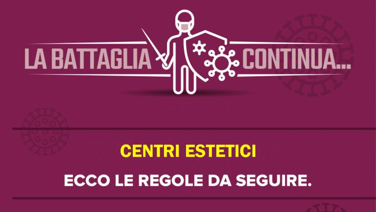 Regolamento Centro Estetico